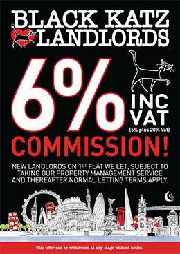 Landlords 6 percent discount